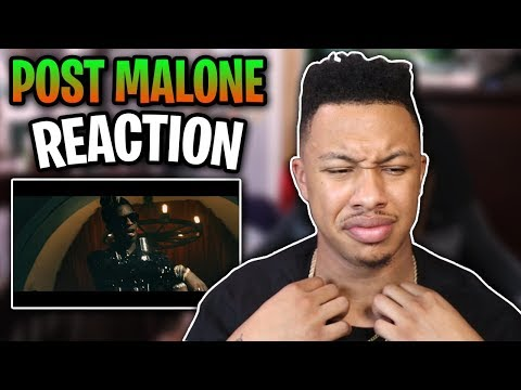 """Post Malone - """"Goodbyes"""" Ft. Young Thug Reaction Video"""