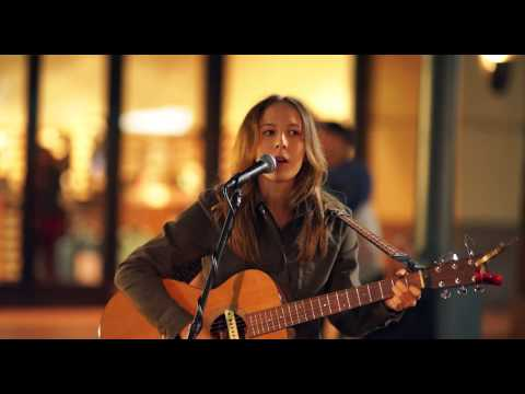 """Kaila Shaw covers """"Love Is Just a Four-Letter Word"""" by Bob Dylan (Nov. 15, 2014)"""