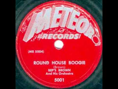 J  T  Brown   Round House Boogie