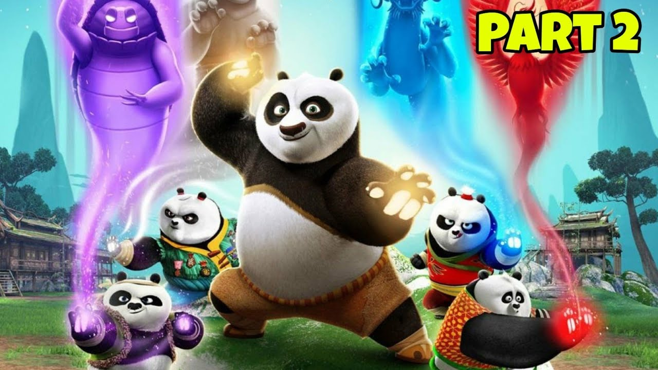 Download Kung Fu Panda Series Explained in Hindi/Urdu | Part 2 | The Paw Of Destiny