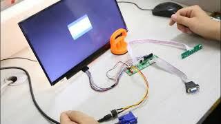 Universal LCD Monitor Board Panel Layar Laptop
