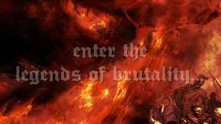 "Dawn of Disease - ""Legends of Brutality"" Trailer"