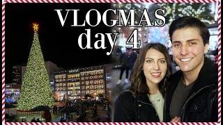 Christmas in San Francisco ❄ Vlogmas 4, 2017