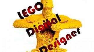 Como usar LEGO Digital Designer
