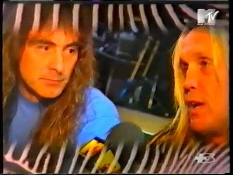 Iron Maiden - X Factour 1995 Headbangers Ball special