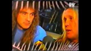 Скачать Iron Maiden X Factour 1995 Headbangers Ball Special