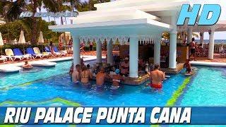 Hotel RIU Palace Punta Cana (Punta Cana - Dominican Republic)