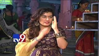 Archana celebrates Diwali with TV9 || Bigg Boss Telugu ||
