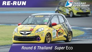 Thailand Super Eco : Round 6 @Chang International Circuit