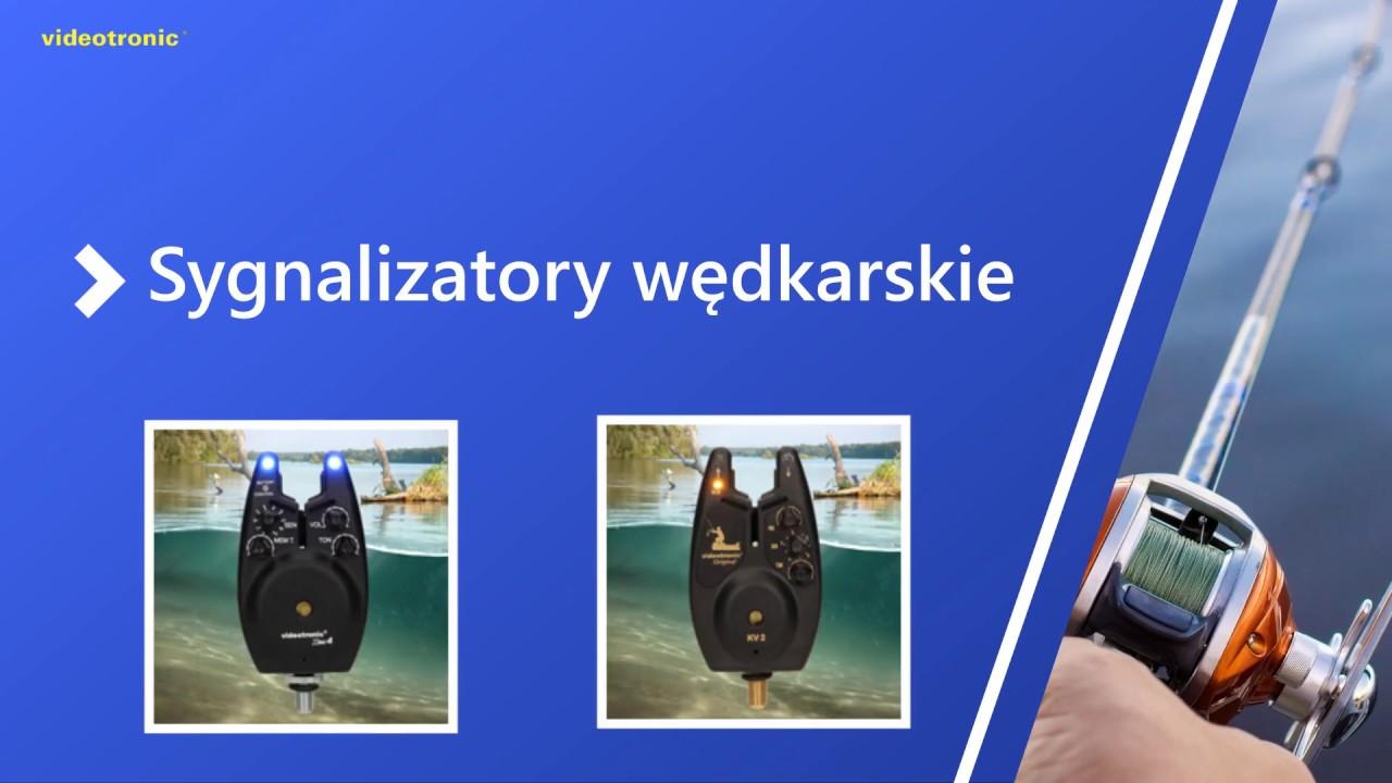 Sygnalizatory Bran Dzwonki Centralka Zabor Videotronic Youtube