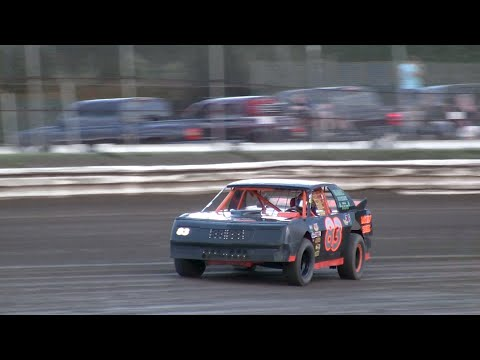 Hobby Stocks - Volusia Speedway Park 8-13-16