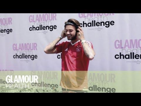 Glamour Health Challenge   de aftermovie