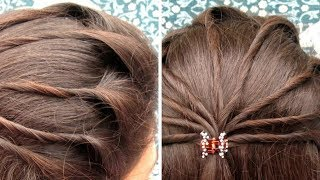 PARTY HAIRSTYLE || OUT GOING HAIRSTYLE TUTORIAL