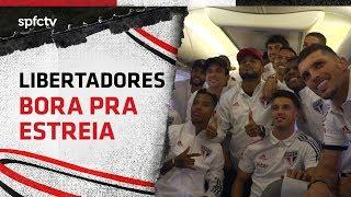 BORA PRA ESTREIA: LIBERTADORES 2020   SPFCTV