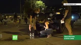 Affaire Daniel Prude : la colère monte après l'étouffement d'un Afro-américain
