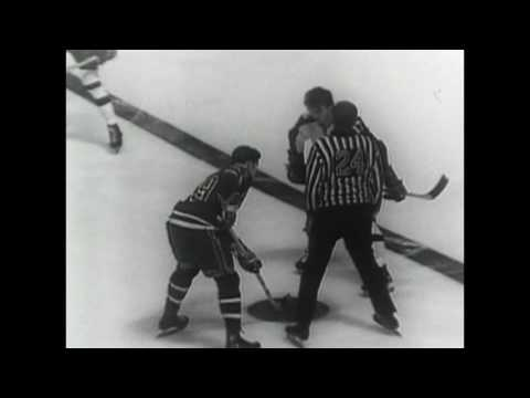 NHL New Quarter-Finals York Rangers @ Toronto Maple Leafs, April 15, 1971