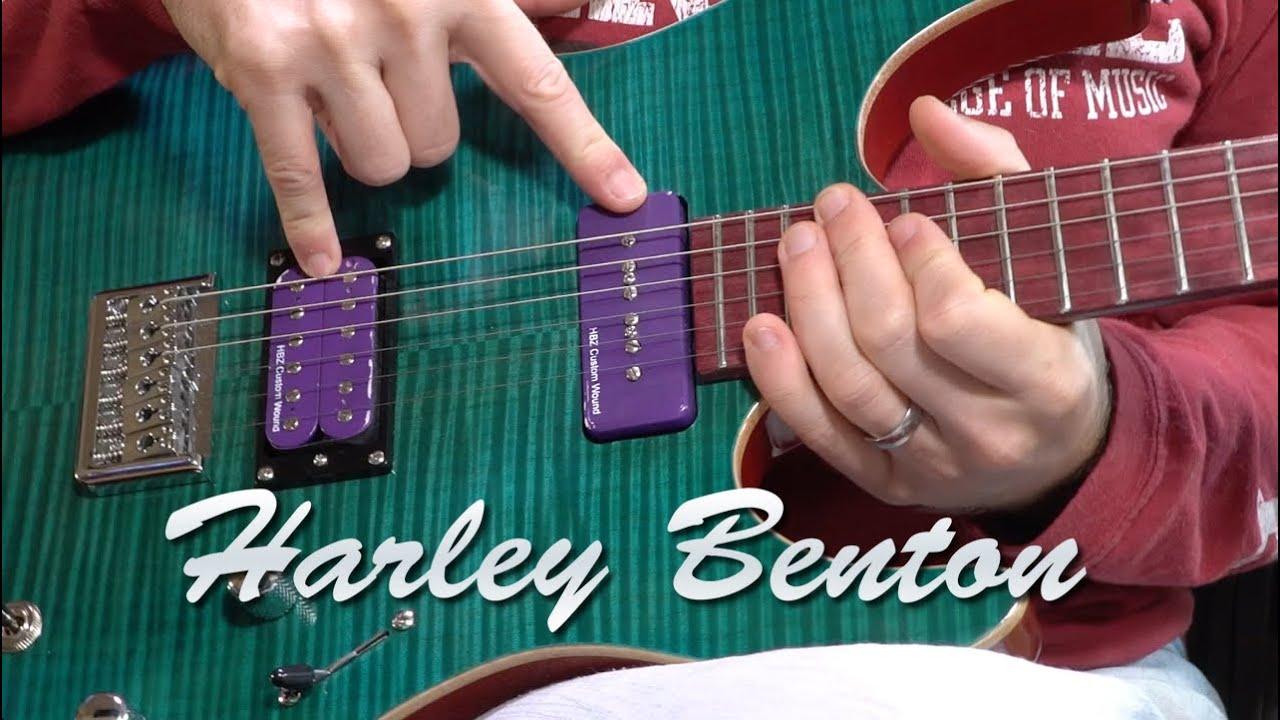 A Harley Benton Signature Guitar?? | A Guitar Forum
