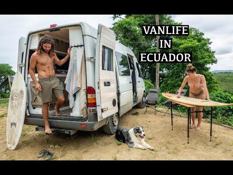 The Simple Life. | Van Life in Ecuador
