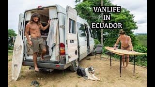 Скачать The Simple Life Van Life In Ecuador