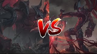 New Aatrox VS Old Aatrox
