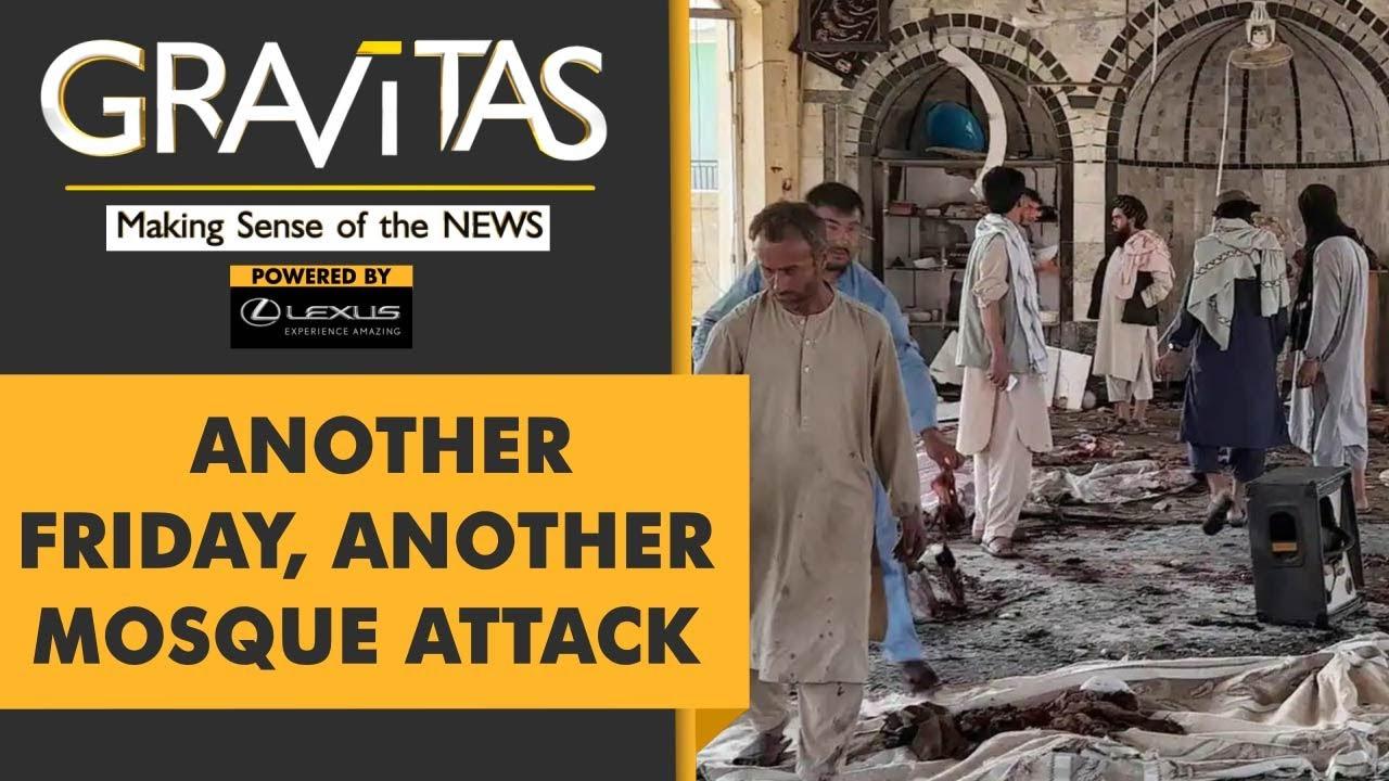 Download Gravitas: Dozens killed in Kandahar mosque attack