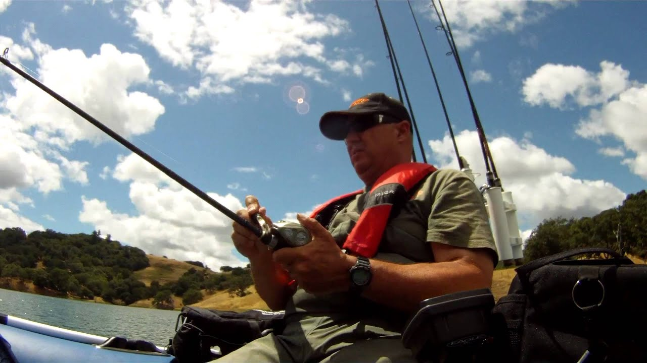 Lake sonoma frogs hogs bass fishing go pro hd youtube for Lake sonoma fishing report