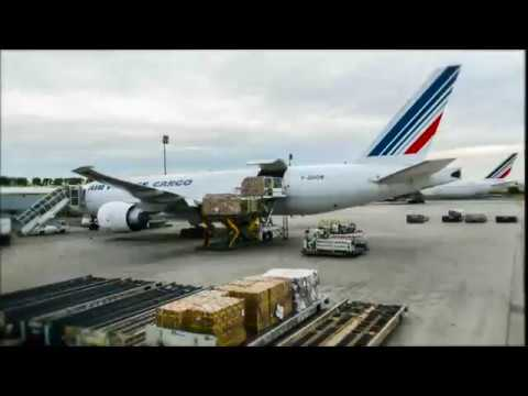Air France KLM Martinair Cargo - Corporate video