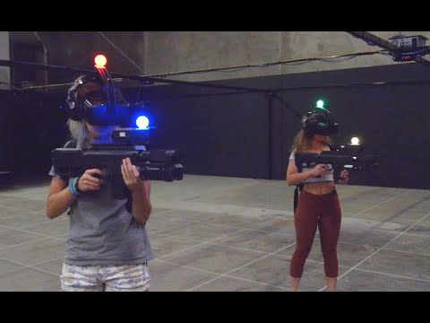 Full-Motion VR Zombie Shooter - Zero Latency (Review)