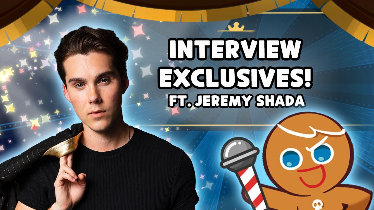 Behind the Recipe: Jeremy Shada as GingerBrave Interview