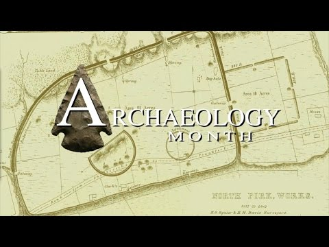 Ohio Archaeology Month: The Great Circle Project
