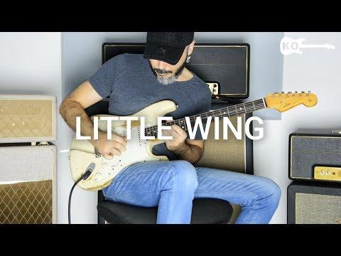 Jimi Hendrix - Little Wing - Electric Guitar Cover by Kfir Ochaion