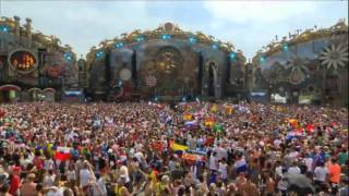 Nervo - Tomorrowland 2014 LIVE SET - Weekend 2 - MainStage