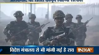 Modi Government Plans Tough Laws Over Country's Security - India Tv