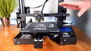 Creality Ender 3 Pro -  3D printer - Unbox & Setup