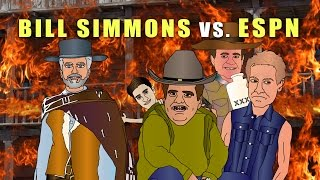 A Fistful of BS - Bill Simmons vs. ESPN - REAL AUDIO