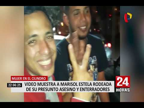 Nuevas imágenes revelarían la identidad de los demás implicados en el crimen de Marisol Estela Alva