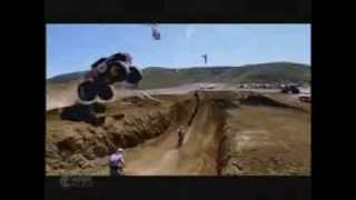 Nitro Circus :: Stunt in motocross, truck and monster truck
