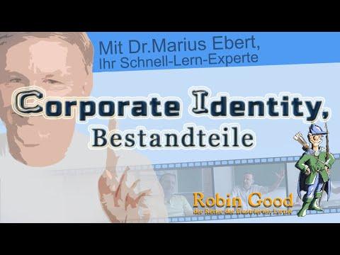 Corporate Identity, Bestandteile