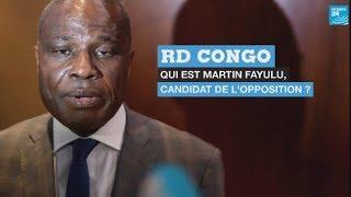 RD Congo : qui est Martin Fayulu, potentiel successeur de Joseph Kabila ?