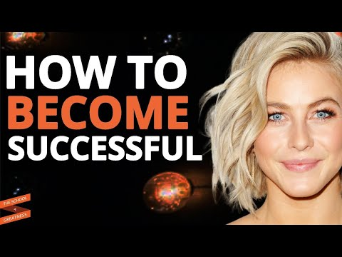 Julianne Hough and The Key to Her Success - YouTube