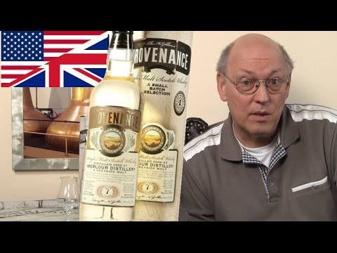 Whisky Review/Tasting: Aberlour 7 years McGibbon's Provenance