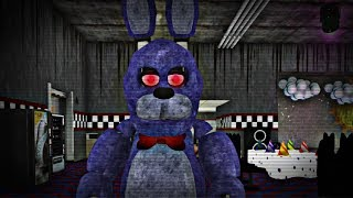 BONNIE nos da la BIENVENIDA - Five Nights at Freddy's 1 Doom Mod REMAKE (FNAF Game)