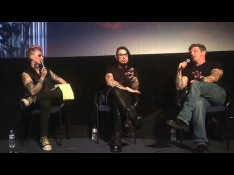Dave Navarro and Todd Newman  The Mourning Son prescreen Q&A