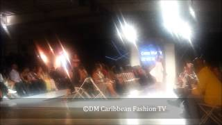 Caribbean Fashion Week 2014, 14th June: Fashion show 5  Cherie Warner from Tobago Thumbnail