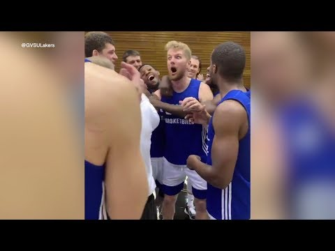 Lulu - Basketball Player Finds Out He Got Into Nursing School