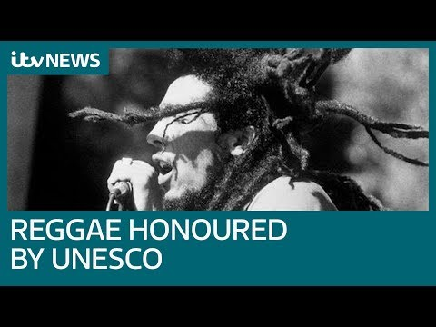 Reggae music's cultural significance honoured by Unesco | ITV News