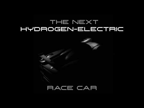 TEASER! The fastest zero-emission race car: Forze IX
