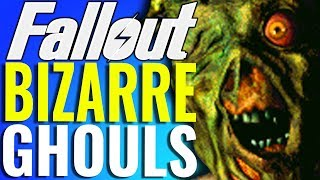 Most Bizarre Ghouls in Fallout