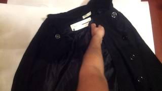 Обзор оригинального драпового пальто черного цвета от СooliCool