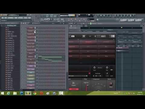 gambang suling (recover) fl studio